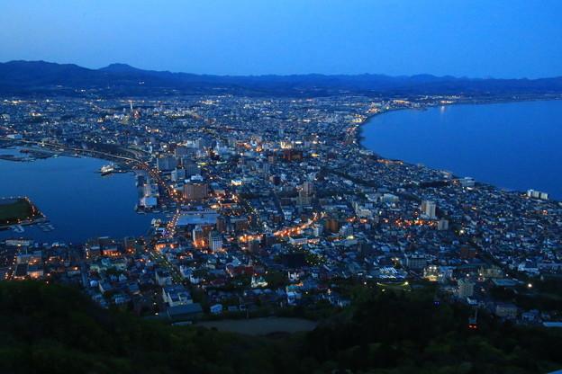 函館山からの眺め 190513 02