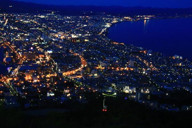 函館山からの眺め 190513 03