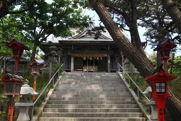 高山稲荷神社 190524 01