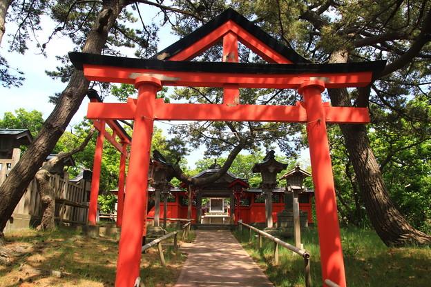 高山稲荷神社 190524 02