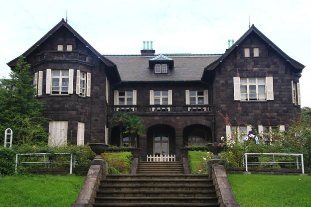 旧古河庭園 190928 02