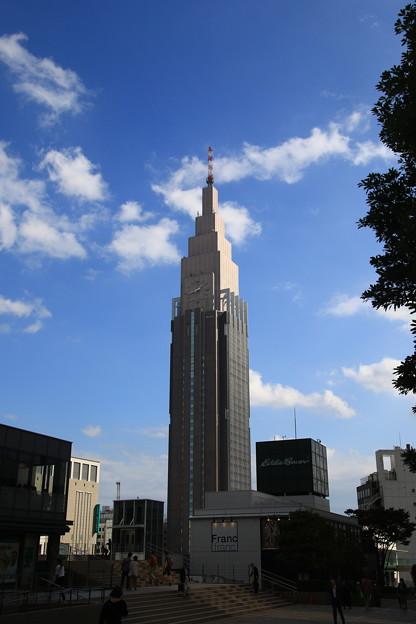 西新宿高層ビル群 191015 01