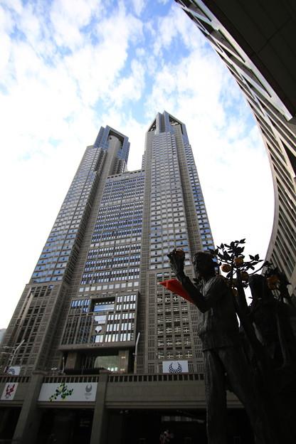 西新宿高層ビル群 191015 04