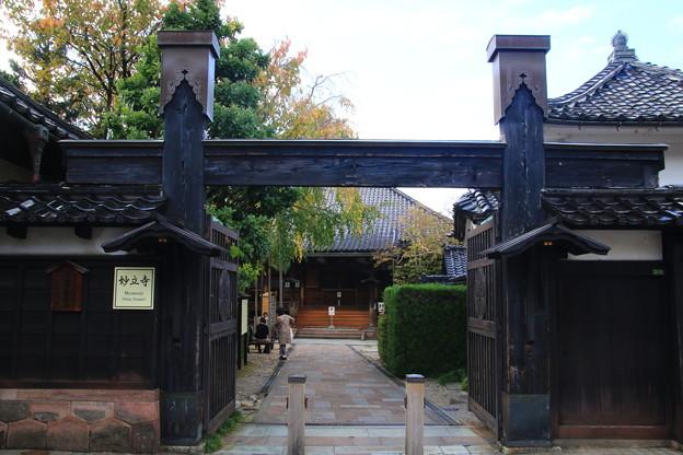妙立寺(忍者寺) 191106 01