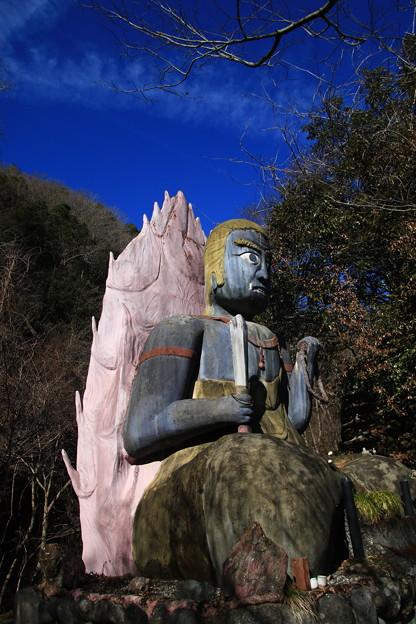秩父華厳の滝 200204 03