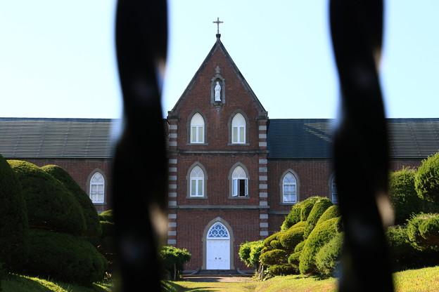 燈台の聖母トラピスト大修道院 180802 05