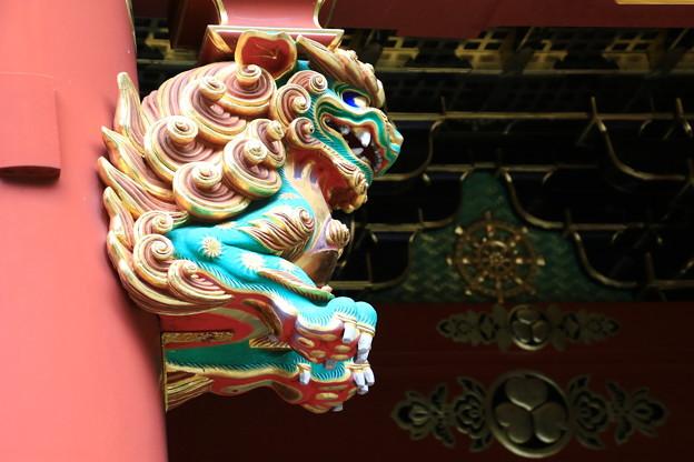 Photos: 輪王寺大猷院 201021 05