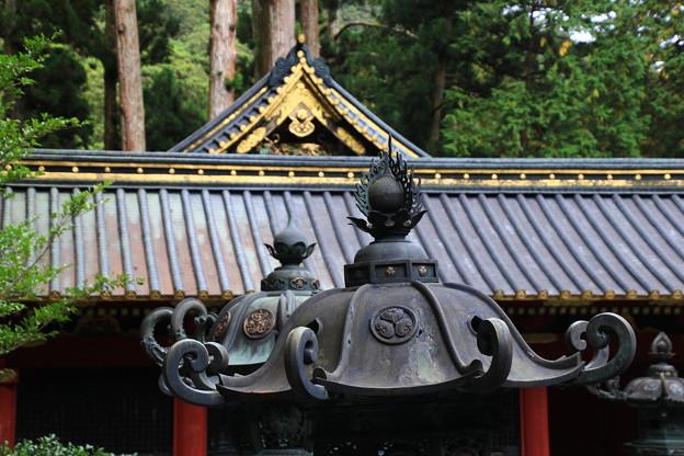 Photos: 輪王寺大猷院 201021 14