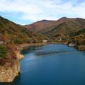 四万川ダム 201027 01