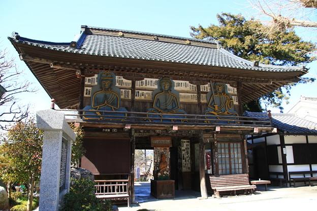 Photos: 野坂寺 210211 06