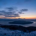 Photos: 冬の美幌峠より