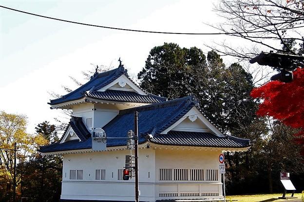 仙台城 脇櫓