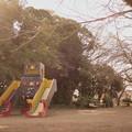 ロボットの居る公園