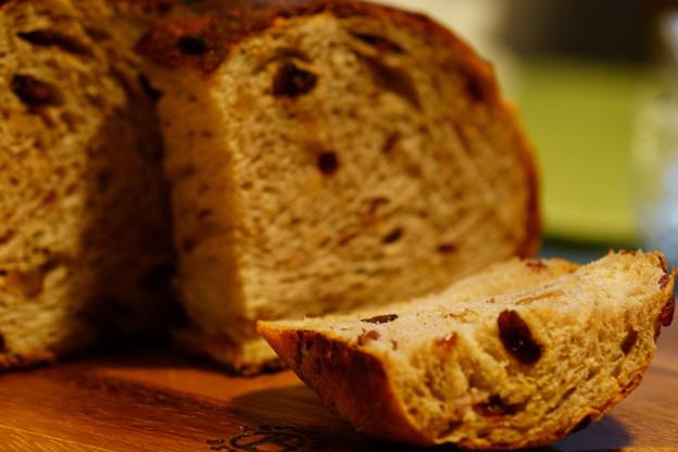秋の鍋パン