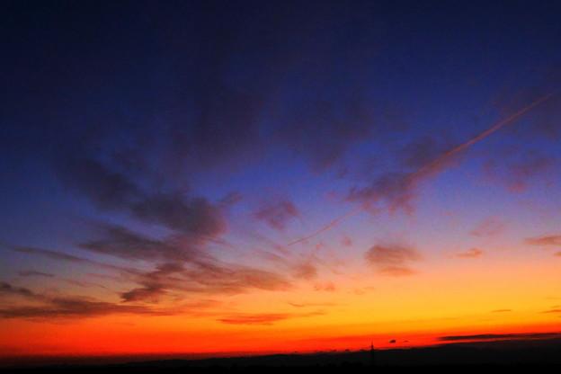 飛行機雲と~