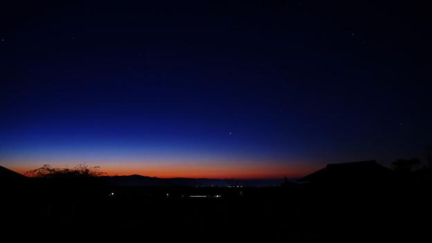 Photos: 夜明けの星たち
