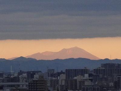 浅間山・黒斑山