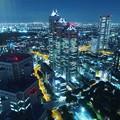 Photos: どちらが好み?都庁からの夜景1