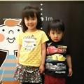 写真: 背を高くみせたい三歳児 w #子供 #甥っ子 #姪っ子