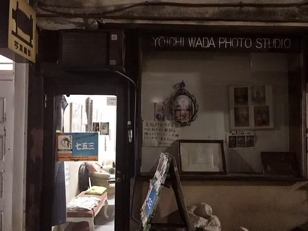 #神楽坂 #昭和感 #レトロ感  #写真屋