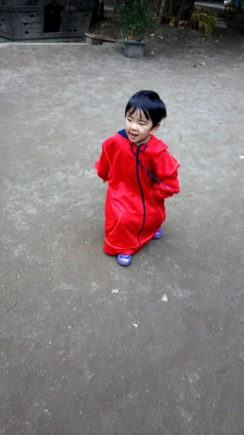 ミッキーみたい #服 #子供 #甥っ子 #cute