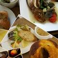 Photos: バースデーを祝う☆ビーフシチューと凄い魚