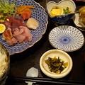 Photos: めちゃ2美味しかった昼 #千円 #客先 #ゴヨウマツ #秋葉原 #上野 #和食