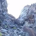 4千年前の溶石 城ヶ崎海岸2