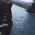 4千年前の溶石 城ヶ崎海岸6