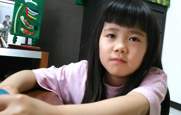 Photos: 前髪
