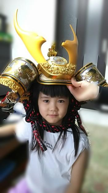 Photos: 子供の日