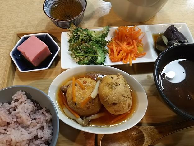 Chabaraのこまき食堂