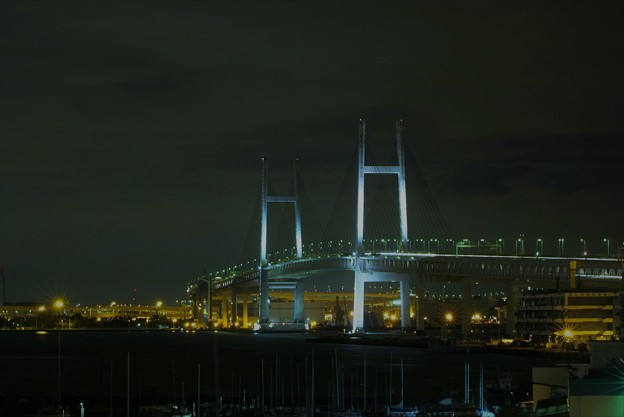 Photos: 横浜ベイブリッジ夜景