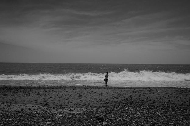Photos: 真夏の海