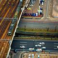 Photos: 線路と道路
