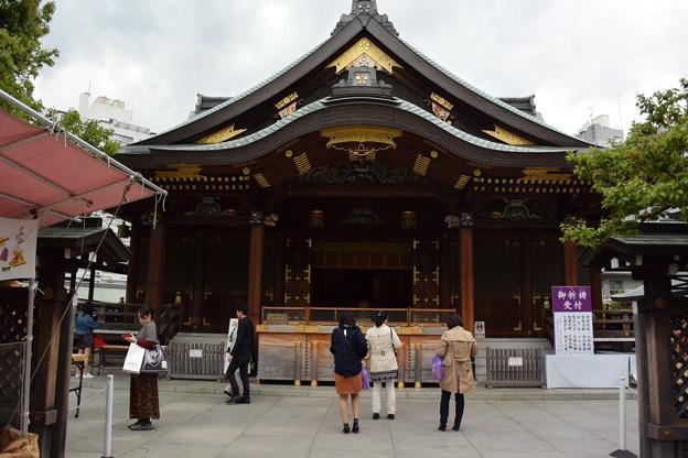 湯島天神社