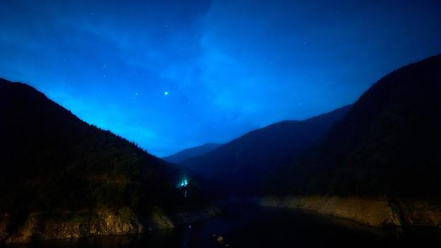 二瀬ダム-秩父湖