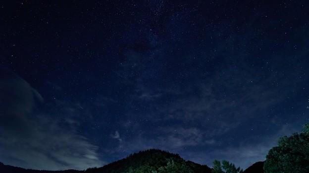 広大な星空