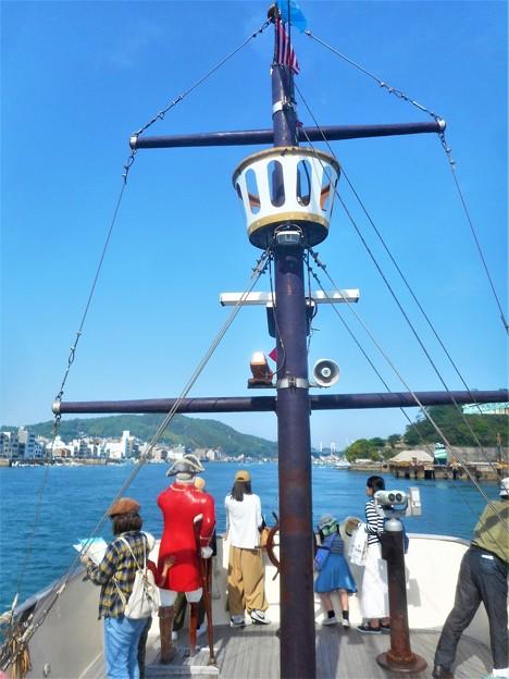 海賊船に乗ってみた@バイキングA号クルーズ