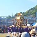 Photos: みこしの祭典@第75回尾道みなと祭@駅前ステージ(東八幡宮)