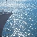 写真: くれいるさんようときらめきの海@笠岡湾