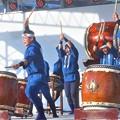 Photos: フィナーレは伝統ベッチャー太鼓で@尾道みなと祭2018