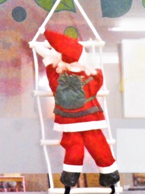 何とか間に合った サンタさん