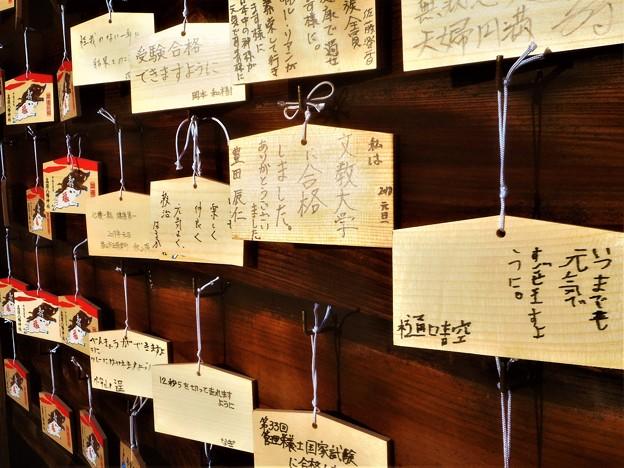絵馬2019@八幡神社