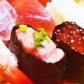 Photos: 新春のはま寿司10貫セット@お持ち帰りOK