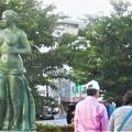 Photos: 初夏の女神像@海岸通りの散歩道
