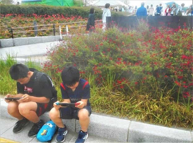 ゲーム好き@iPad@みなと祭2019