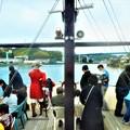 Photos: 進路は西@遊覧海賊船バイキングエース号