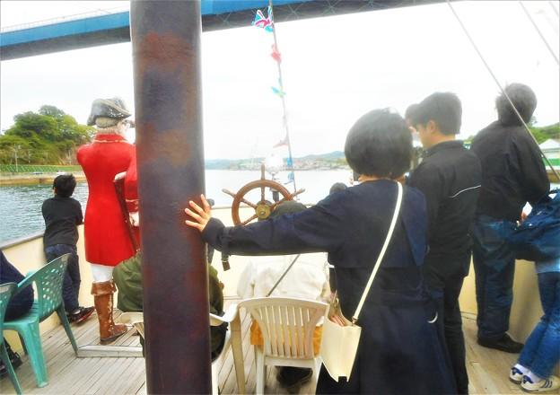 楽しいGW@海賊船に乗ってみた@尾道水道・しまなみ海道