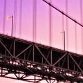 Photos: 因島大橋の夕暮れ@師走のしまなみ海道